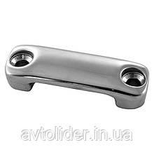 Нержавеющая направляющая планка для плоских строп, шириной до 25 мм.