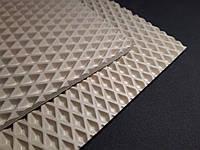EVA материал для автоковриков (ЭВА листы) 2000*1200 мм кремовый Eva-Line ромб