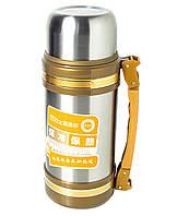 Термос железный походный Stenson 6318 1.8л