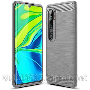 TPU чехол Slim Series для Xiaomi Mi Note 10