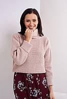 Стильный вязаный свитер Emily, фото 1