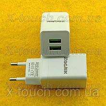 Блок живлення, мережева зарядка N9-ZJ для пристроїв, білий.