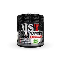 Аминокислоты MST Nutrition BCAA ESSENTIAL WITH ELECTROLITES LEMONADE 240 грамм (30 порций)