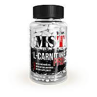 Жиросжигатель для снижения веса MST Nutrition L-Carnitine PRO 90 капсул (30 порций)  Л-Kарнитин 