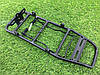 Багажник многофункциональный алюминевый,черный, под 26 колесо, фото 5