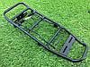 Багажник многофункциональный алюминевый,черный, под 26 колесо, фото 7