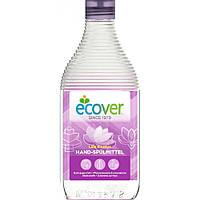 Средство жидкое для мытья посуды EcoVer Lily/ Lotus 0,45 л.