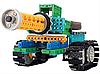 Конструктор STEM с пультом HIQ R721 4-в-1 (танк, рыцарь, жук, формула-1)