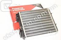 Радиатор отопителя ВАЗ 2105 (алюм.) (пр-во ОАТ ДААЗ Россия)
