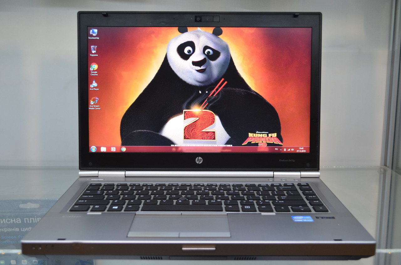 Ноутбук HP Elitebook 8470p Intel Core i5 / 8Gb / SSD 128Gb