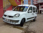 Накладки на зеркала заднего вида Renault Kangoo 2004-2008, фото 2