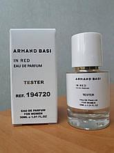 Женская парфюмированная вода Armand Basi in Red Eau De Parfum тестер 30 мл (реплика)