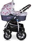 Универсальная  детская коляска 3в1 Verdi Sonic 01, фото 2