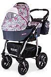 Универсальная  детская коляска 3в1 Verdi Sonic 01, фото 4