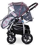 Универсальная  детская коляска 3в1 Verdi Sonic 01, фото 5