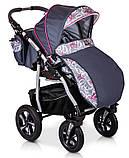 Универсальная  детская коляска 3в1 Verdi Sonic 01, фото 6