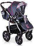 Универсальная  детская коляска 3в1 Verdi Sonic 01, фото 7