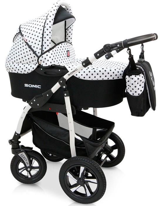 Универсальная детская коляска 3в1 Verdi Sonic 39