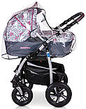 Универсальная детская коляска 3в1 Verdi Sonic 39, фото 3