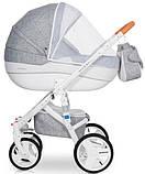 Универсальная коляска 2в1 Riko Brano Lux 01 Mocca, фото 4