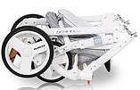 Универсальная коляска 2в1 Riko Brano Lux 01 Mocca, фото 9