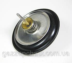 Мембрана трехходового клапана Sime Format Zip, резиновая, в сборе со штоком (6153102)
