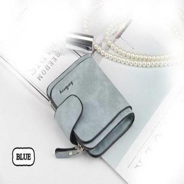 Женский кошелек Baellerry N2346 blue \ Jeans
