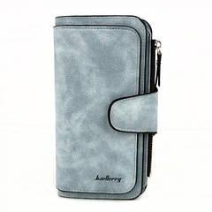 Жіночий гаманець Baellerry N2345 blue