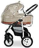 Универсальная детская коляска 2в1 Verdi Laser 08, фото 3