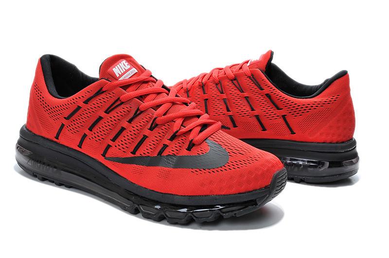 34e81c31 Мужские кроссовки Nike Air Max 2016 красные, цена 1 549 грн., купить ...