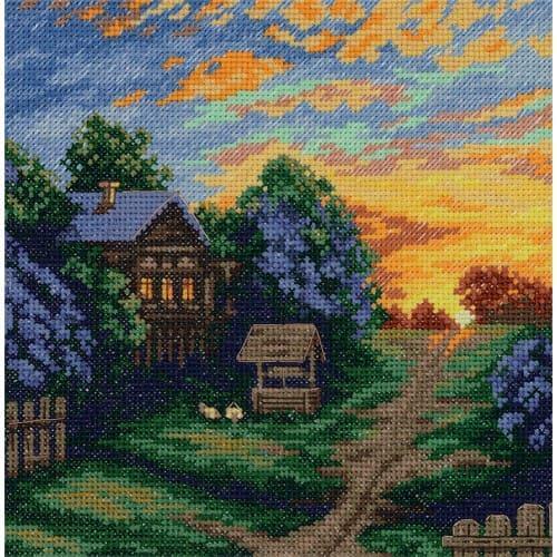 Набір для вишивки хрестом Panna ПС-7163 «Весняні фарби»