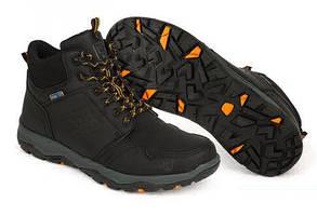Ботинки Fox Collection Black Orange Mid Boot
