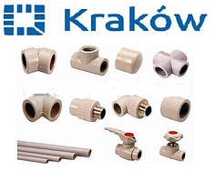 Фитинг для пайки труб Krakow(Польша)