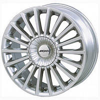 Литые диски Ronal R39 R17 W7.5 PCD4x114.3 ET40 DIA76 (silver)