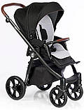 Универсальная коляска 2в1 Roan Esso Total Black, фото 2