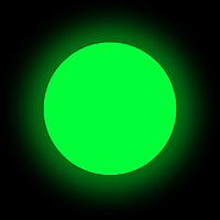 Люминофор Классик зеленый GlowColors 100 грамм