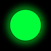 Люминофор Классик зеленый GlowColors 5 кг