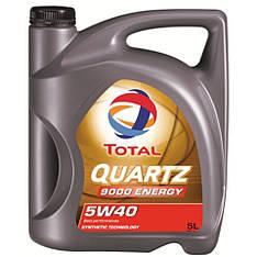 QUARTZ 9000 5W40 4L   Моторное масло