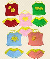Комплект детский Мариша вышивка интерлок