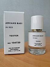 Женский парфюм Armand Basi in Red тестер 30 ml (реплика)