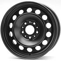 Сталеві диски Кременчук Chevrolet Lacetti R15 W6 PCD4x114.3 ET44 DIA57.1 (black)