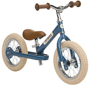 Беговел Trybike двухколесный Синий (TBS-2-BLU-VIN), фото 2