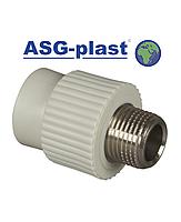 Муфта ппр 25х1/2 РН ASG-Plast (Чехия)