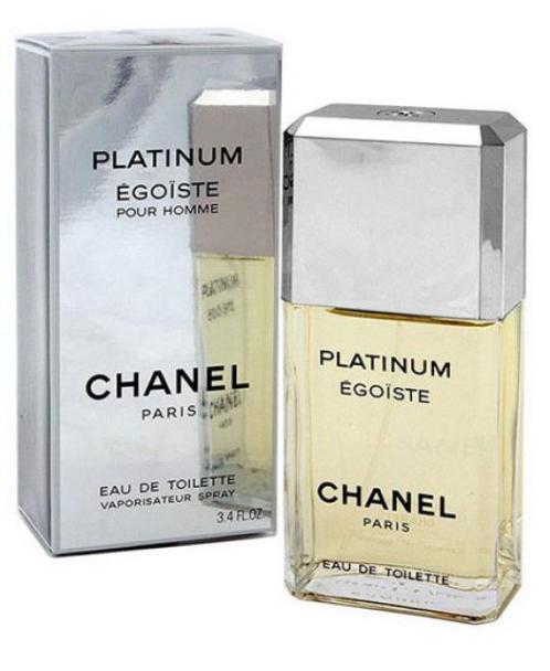 Мужская туалетная вода Chanel Egoiste Platinum (Шанель Эгоист Платинум) 100 мл