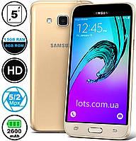 Смартфон Samsung Galaxy J3 SM-J320H Gold (Оригинал) + Подарок Защитное Стекло