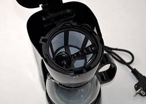 Капельная кофеварка | Кофемашина Domotec MS-0707 (650 Вт), фото 3