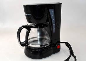 Капельная кофеварка | Кофемашина Domotec MS-0707 (650 Вт), фото 2