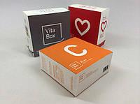 Картонные коробки под заказ