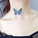 "Чокер ""Graceful Butterfly"", разные виды, фото 3"