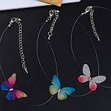 "Чокер ""Graceful Butterfly"", разные виды, фото 5"